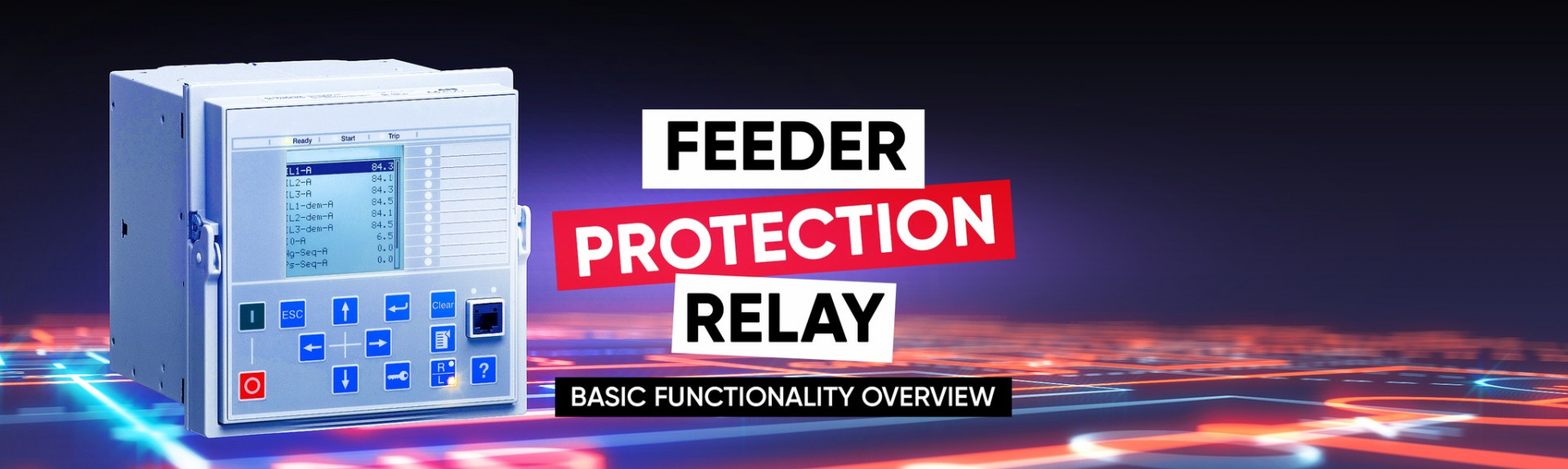 Feeder Protection Relay Training