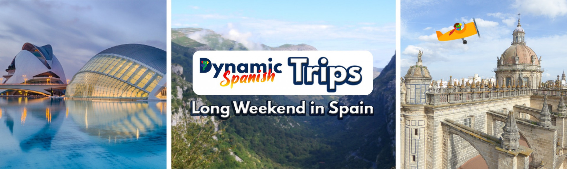 Dynamic Spanish Trips - Long Weekend in Spain