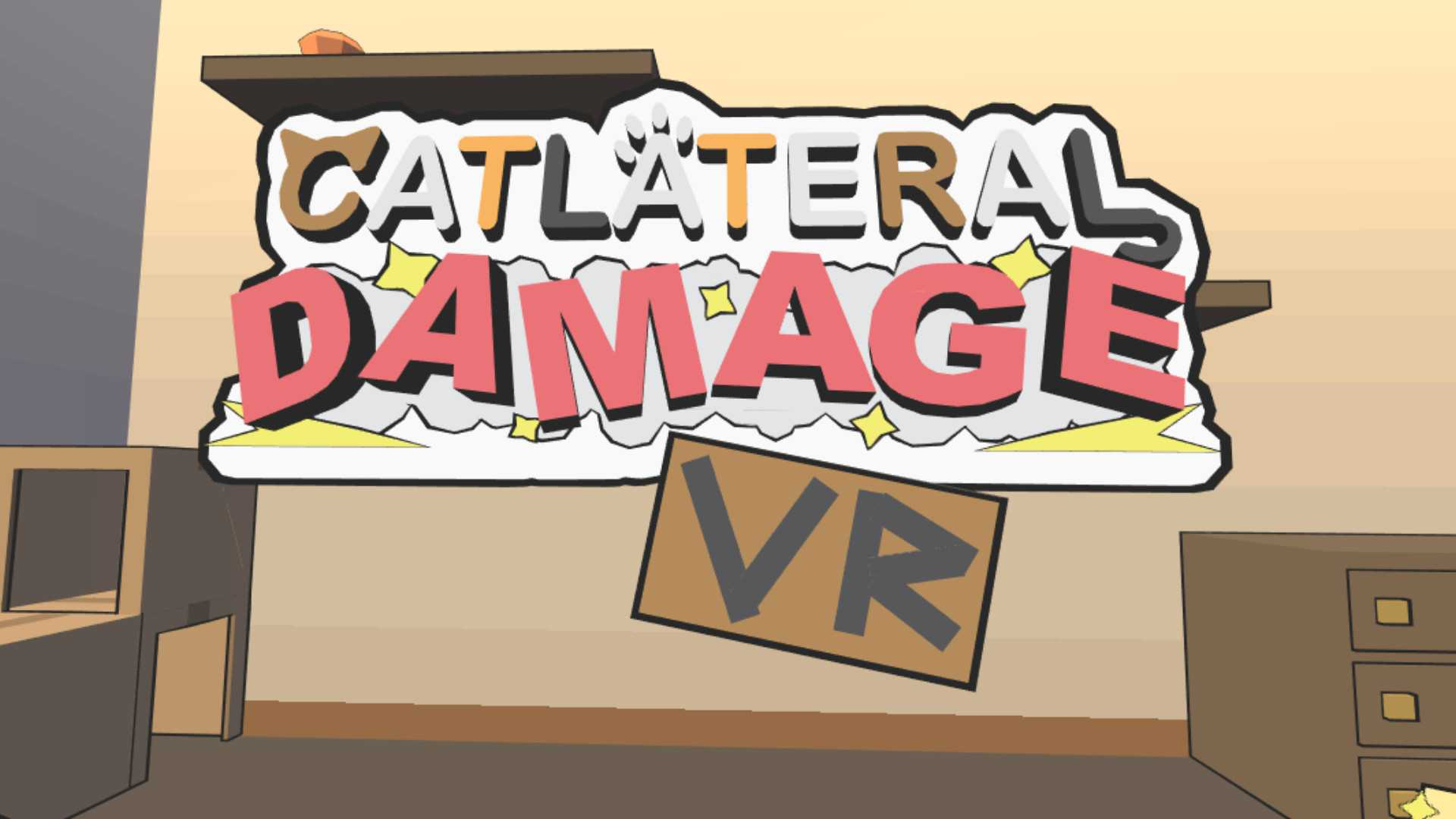 Catlateral Damage VR