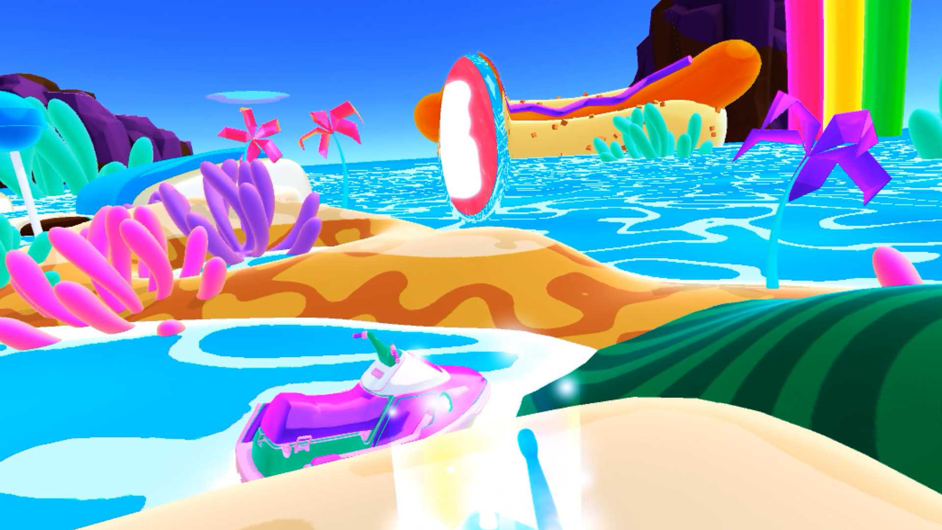 Playthings: VR Music Vacation