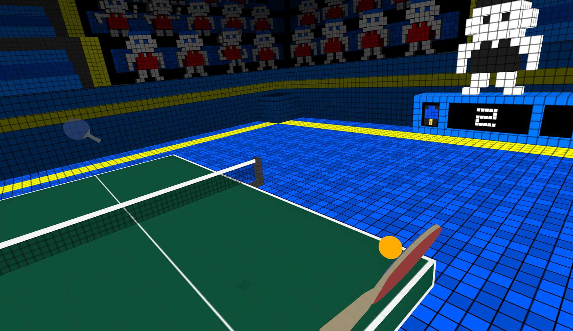 VR Ping Pong