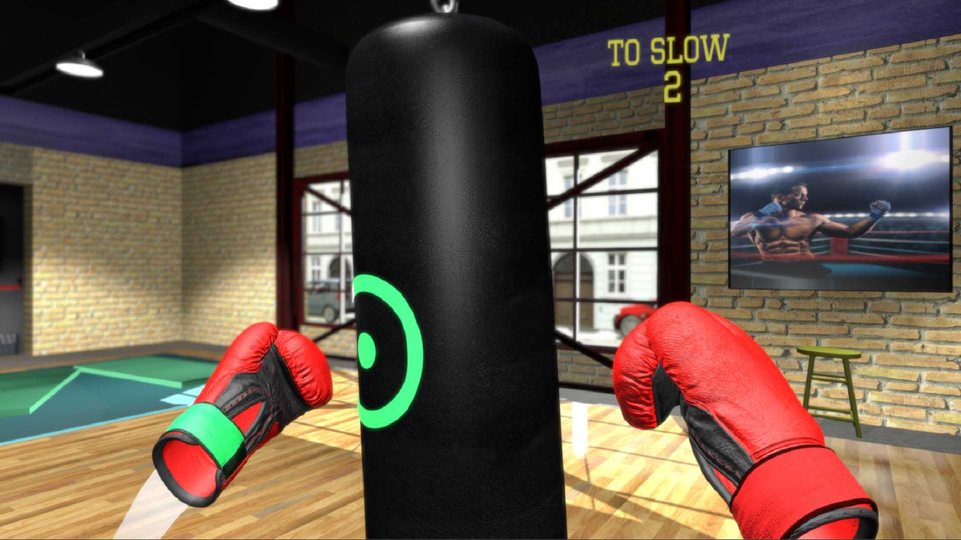 VR Boxing Workout