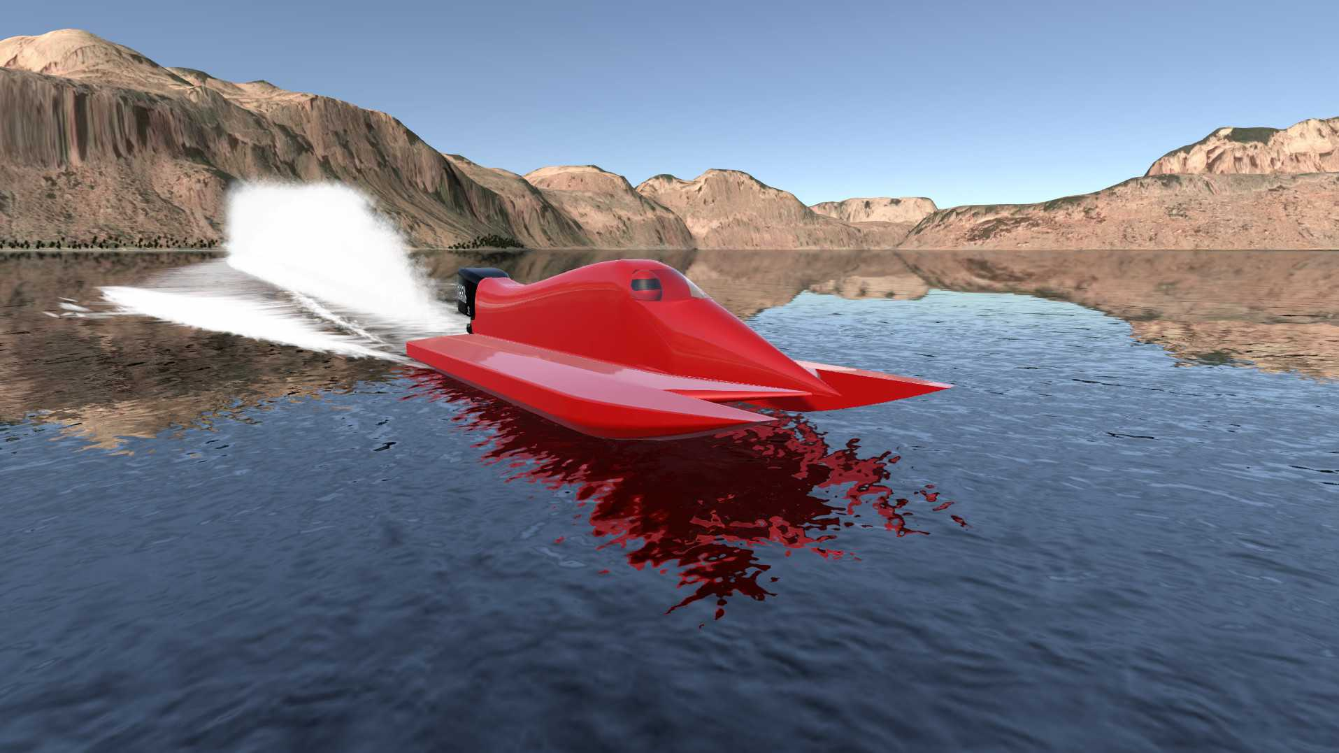 Design it, Drive it : Speedboats