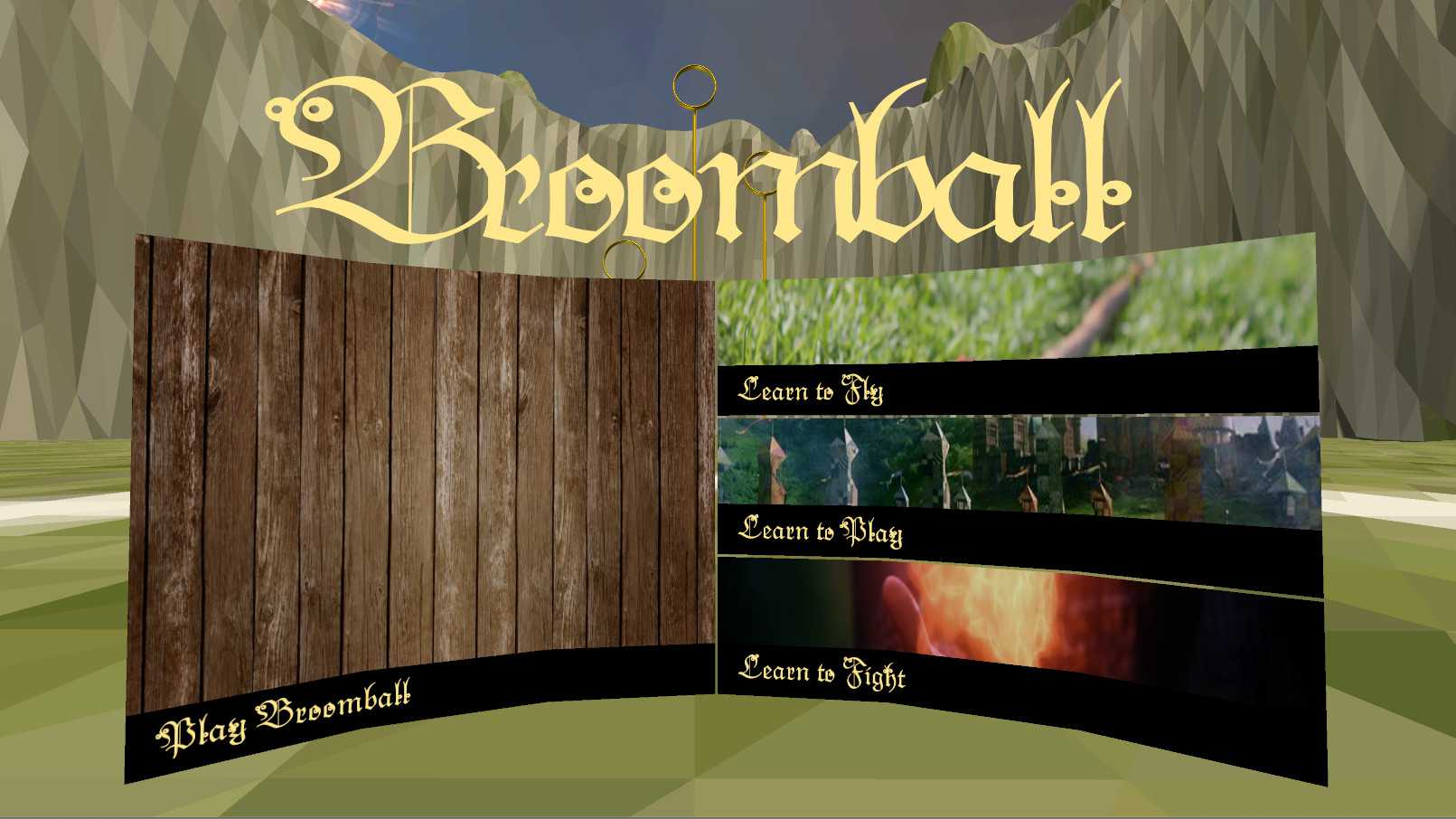 Broomball VR