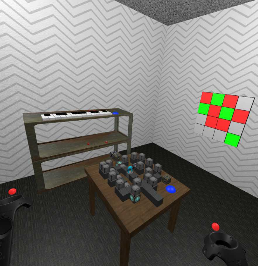 Puzzling Rooms VR