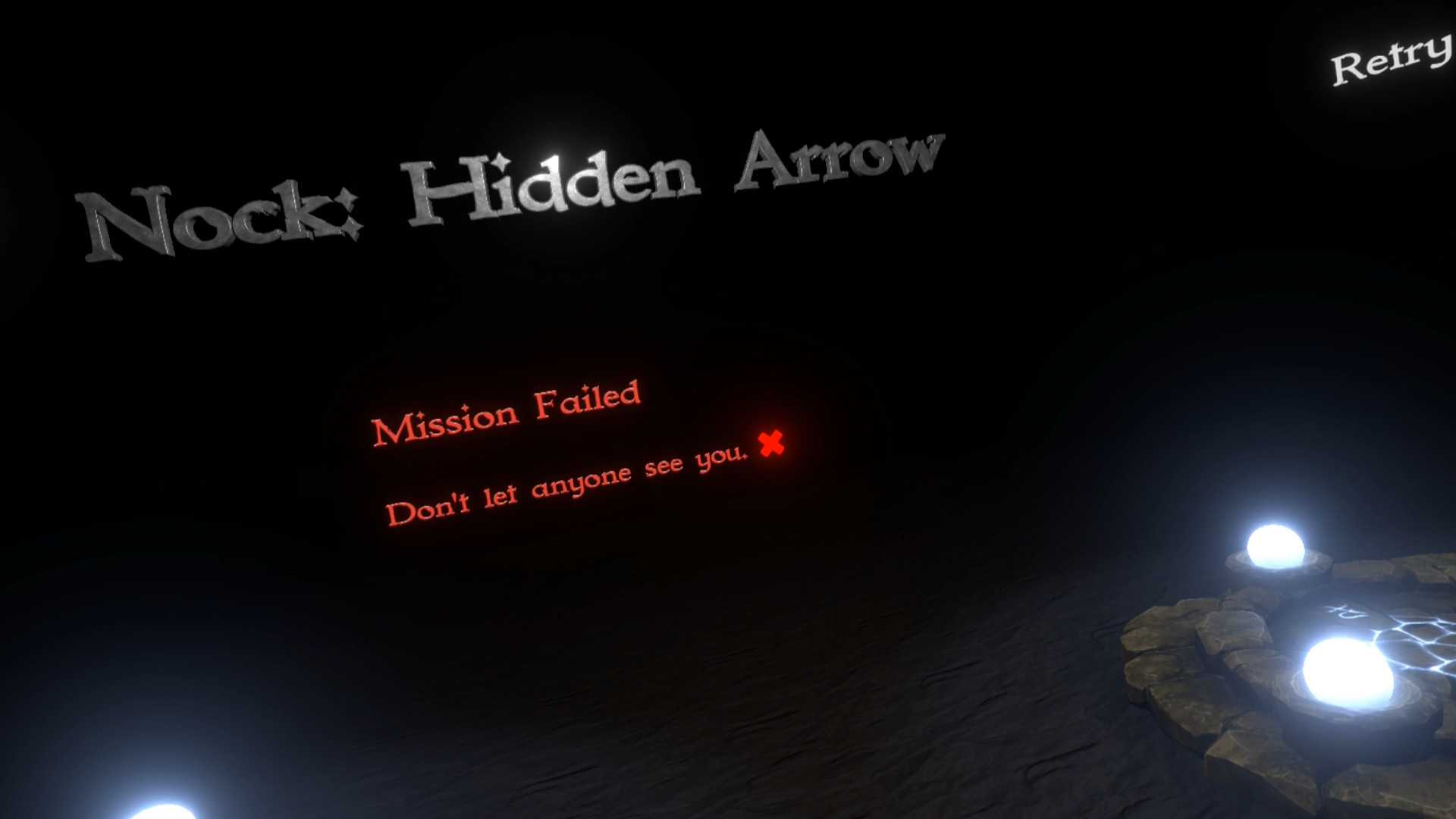 Nock: Hidden Arrow