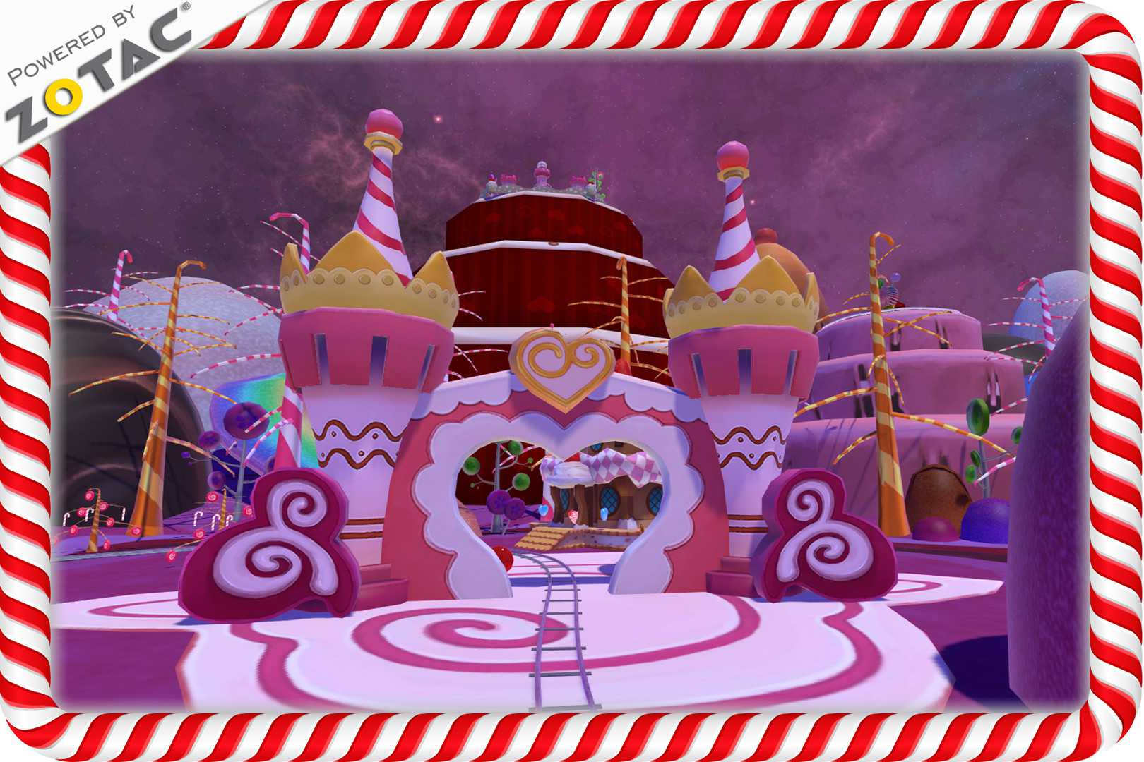 Candy Kingdom VR