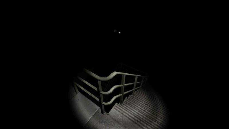 Staircase of Darkness: VR