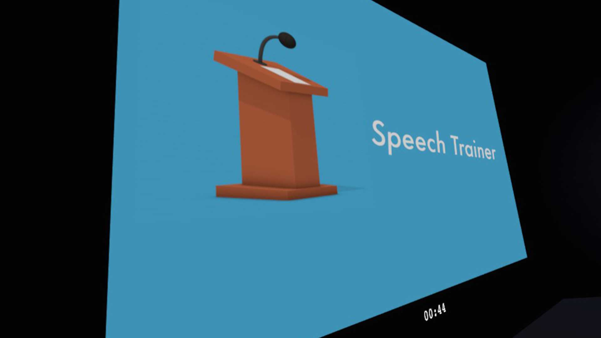 Speech Trainer
