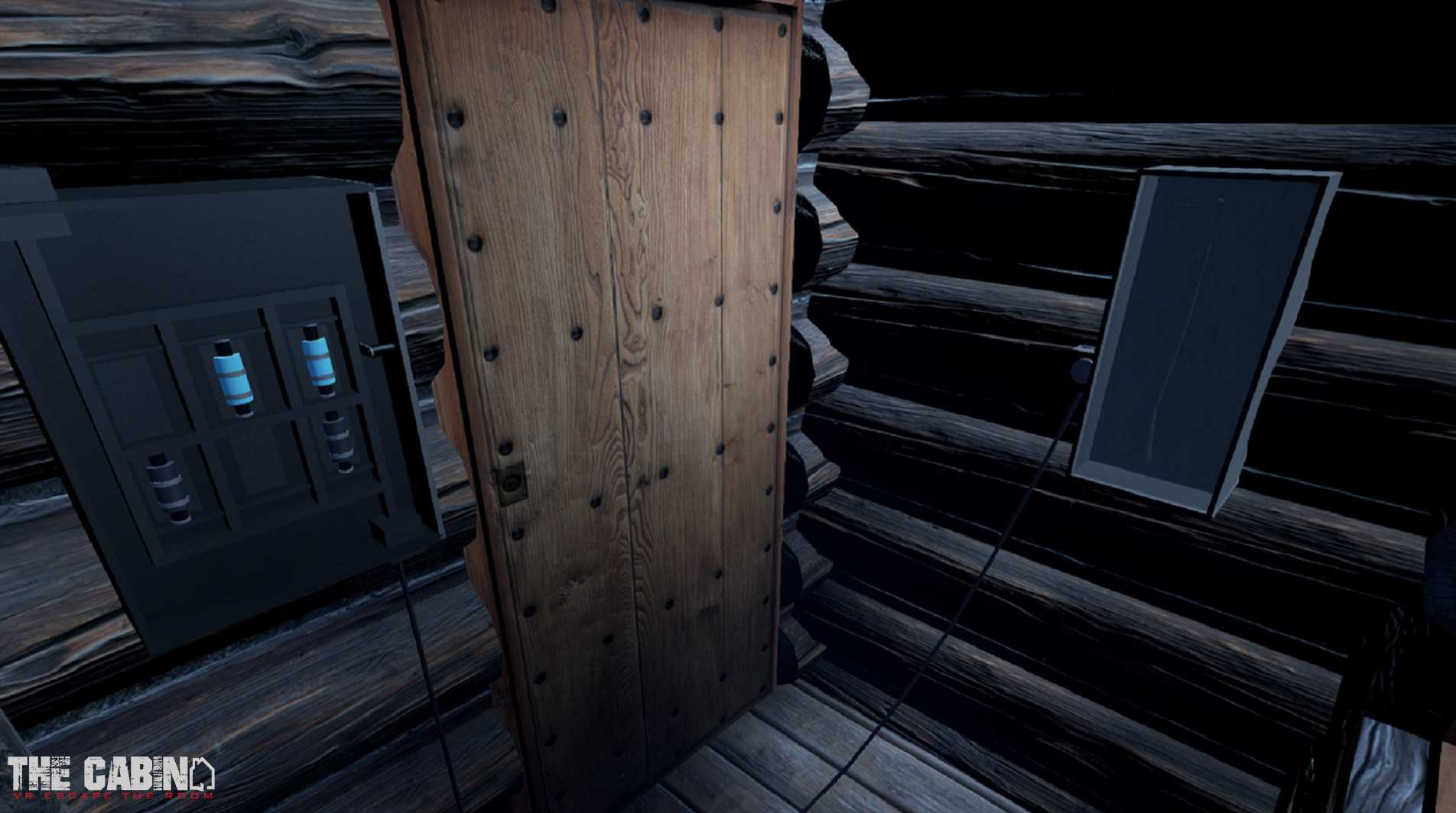 The Cabin: VR Escape the Room