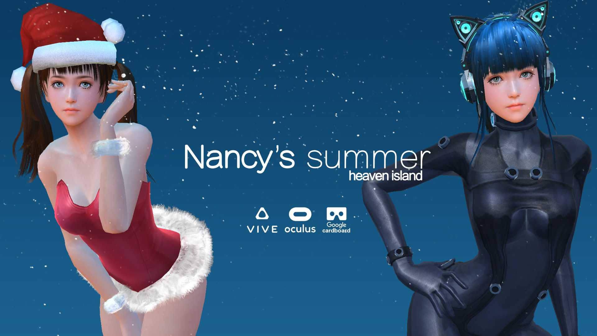 Nancy's Summer VR