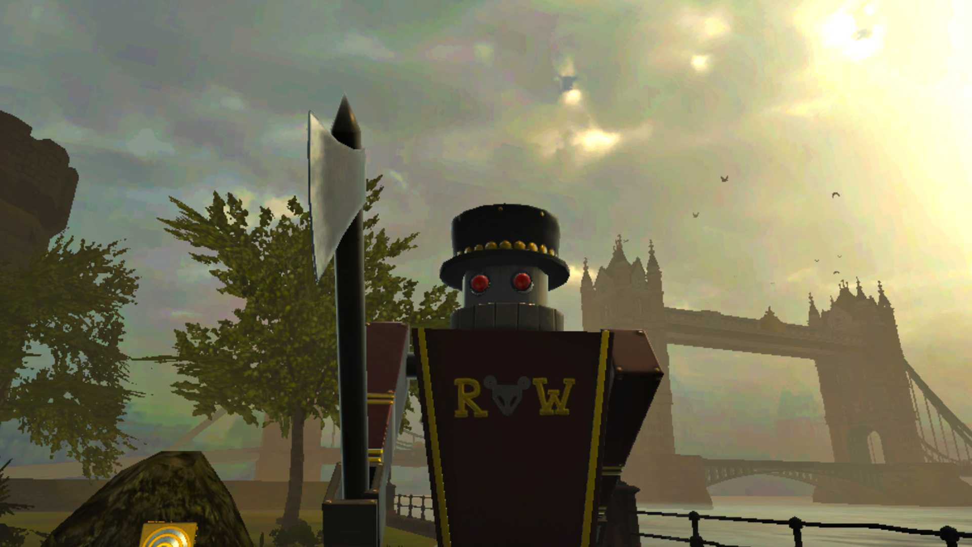 SteamHammerVR - The Rogue Apprentice - London 1892