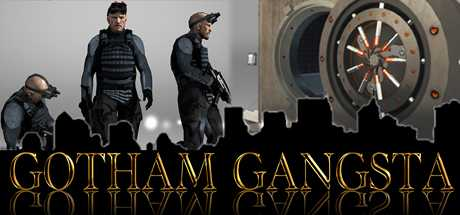 Gotham Gangsta | FPS vs VIVE | Local Multi-Player Bank Robbery