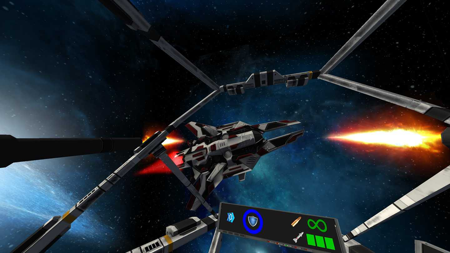 Starfighter Arduxim Demo & Multiplayer
