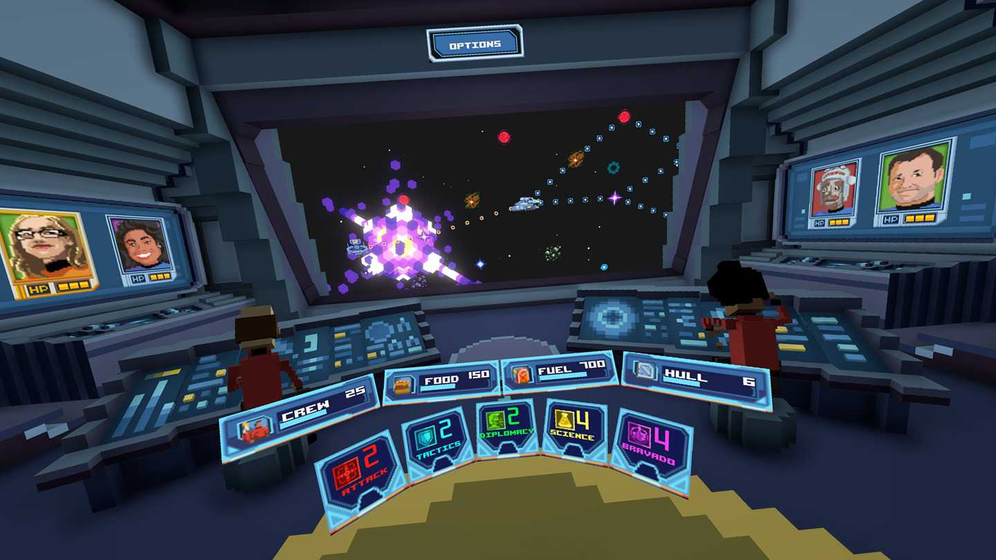 Orion Trail VR