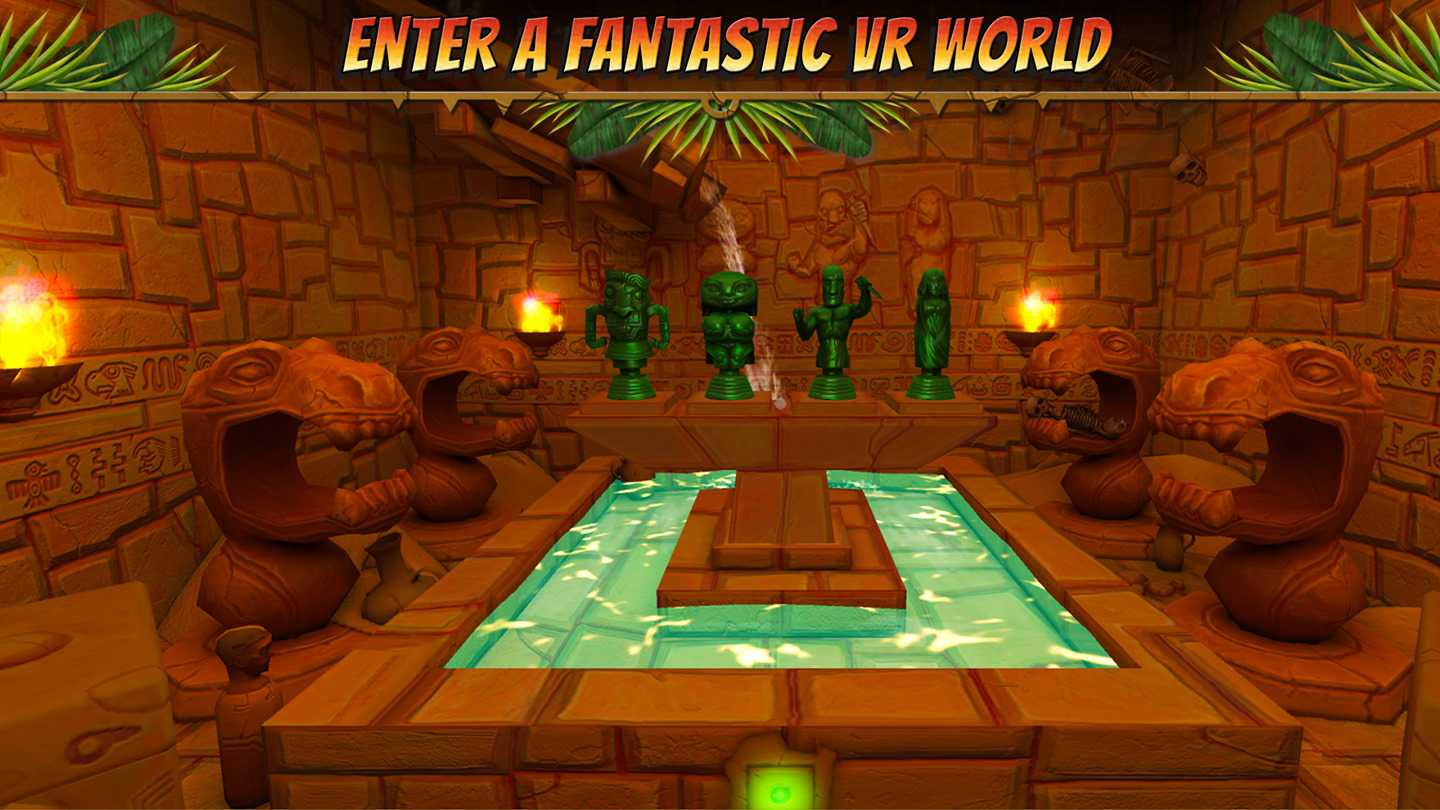 Hidden Temple – VR Adventure