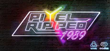 Pixel Ripped 1989