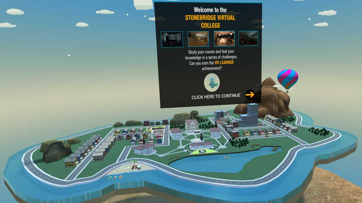 Stonebridge Virtual College Demo