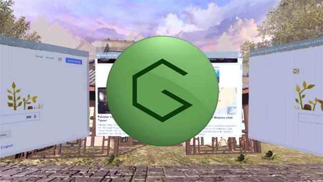Grove: Virtual Reality Browser Experience