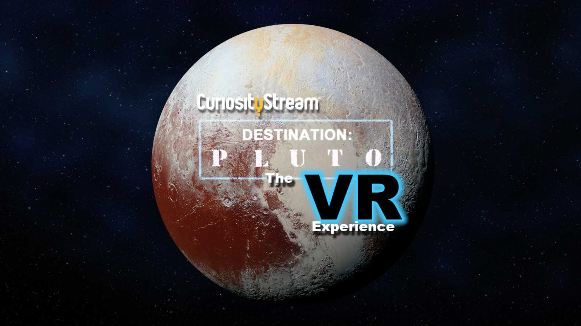 Destination: Pluto The VR Experience