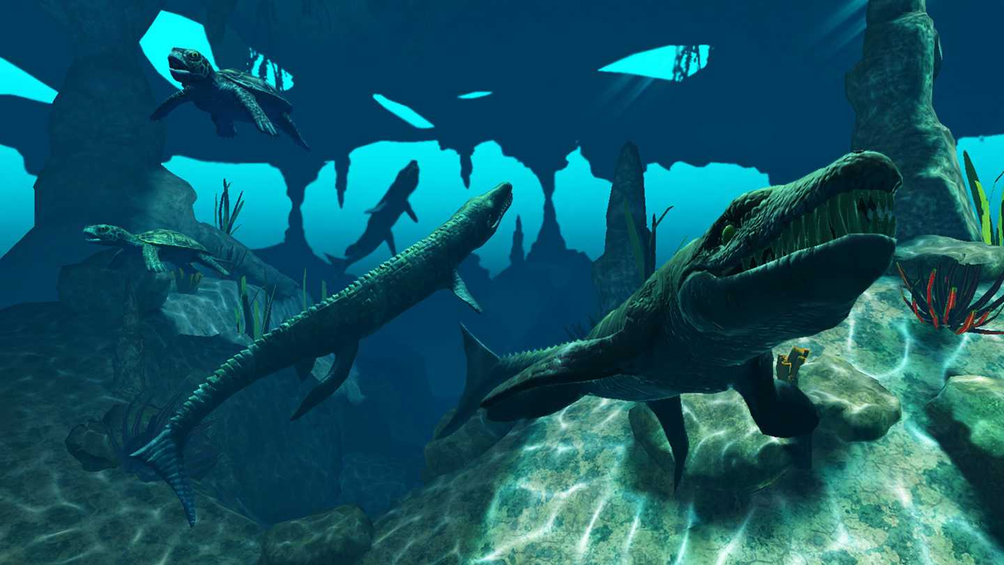 Time Machine VR: Monsters of the Sea