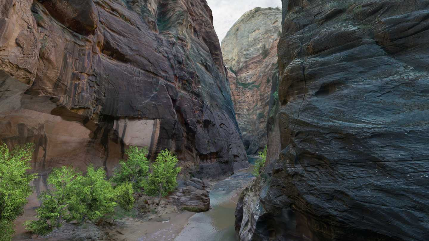 The Zion Narrows Experience