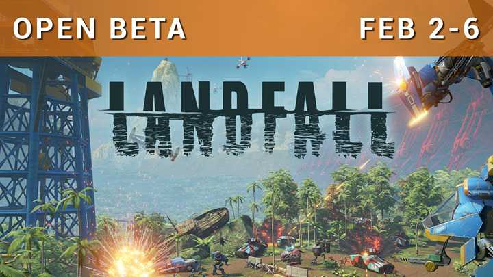 Landfall Open Beta