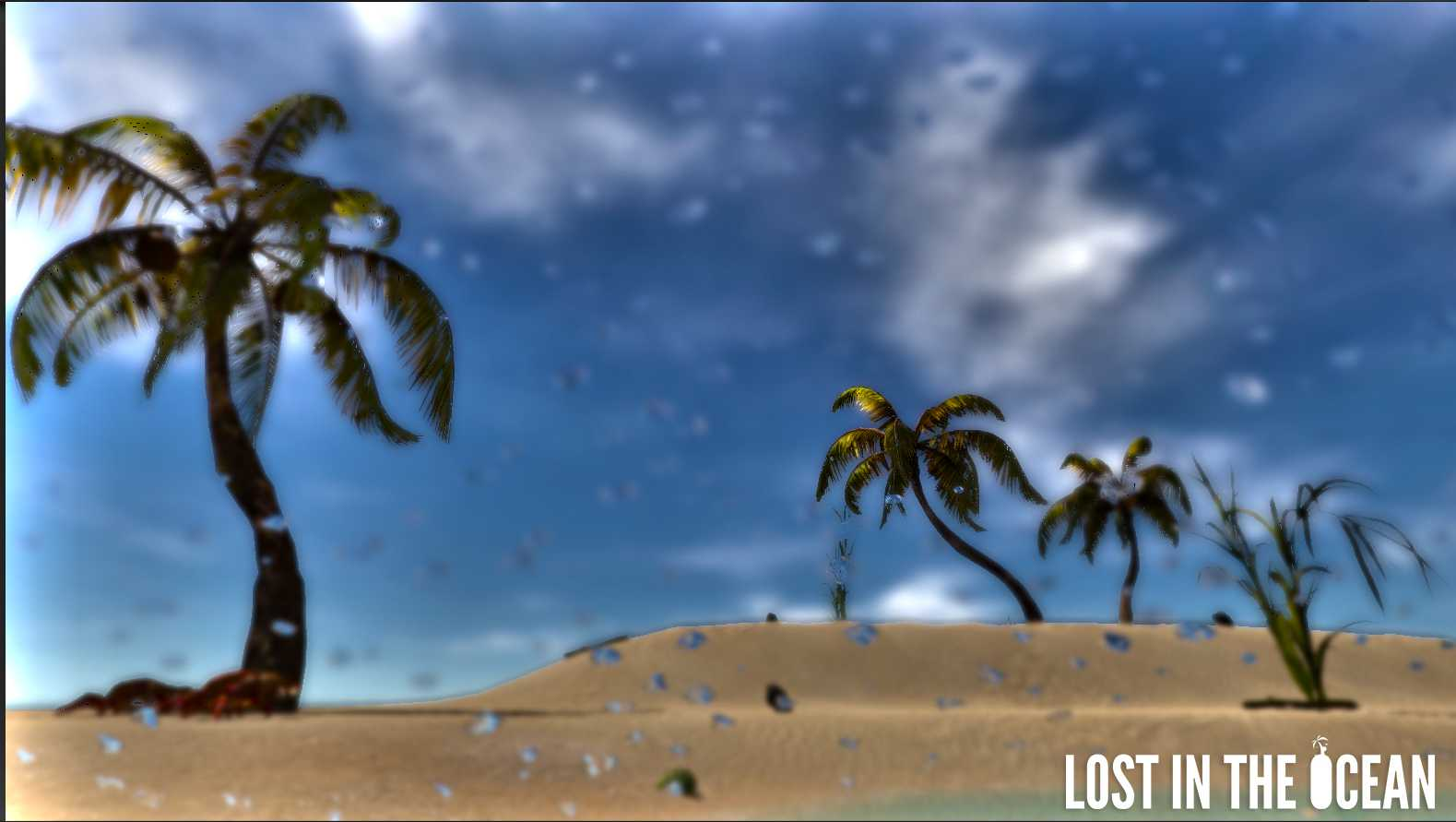 Lost in the Ocean VR