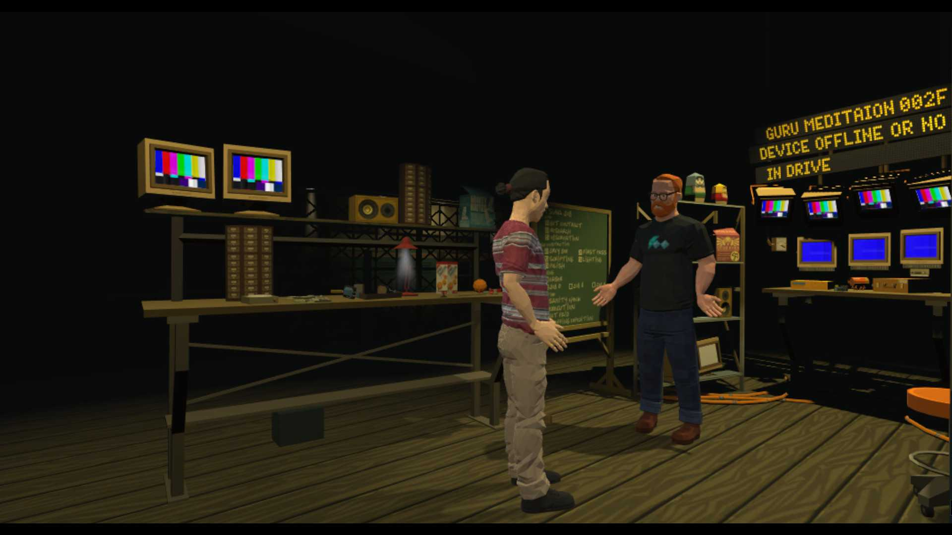 Episode 1 - Quadrilateral Cowboy