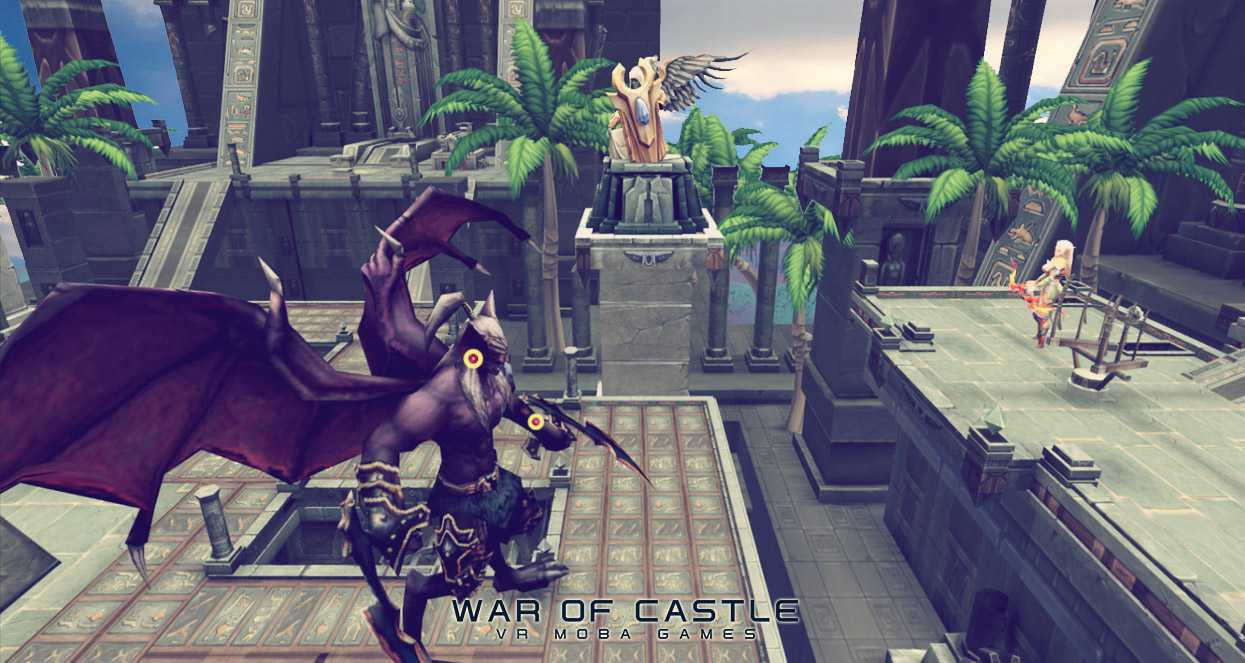 War of Castle VR