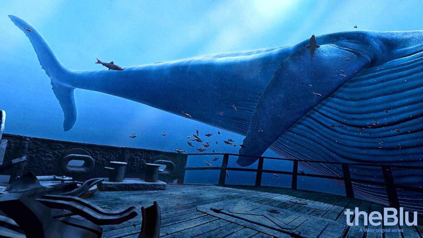 theBlu: Whale Encounter