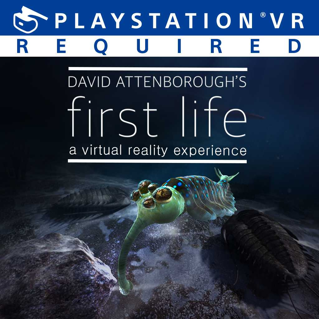 David Attenborough's First Life VR