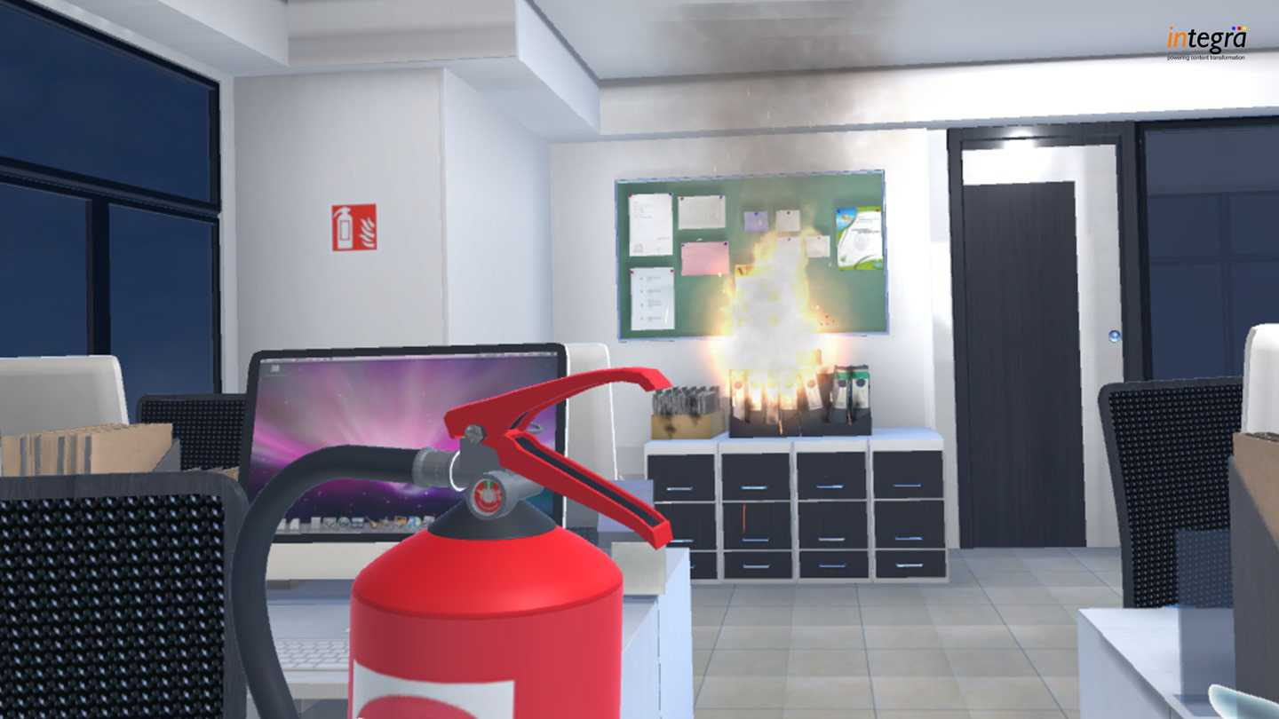 Fire Safety VR
