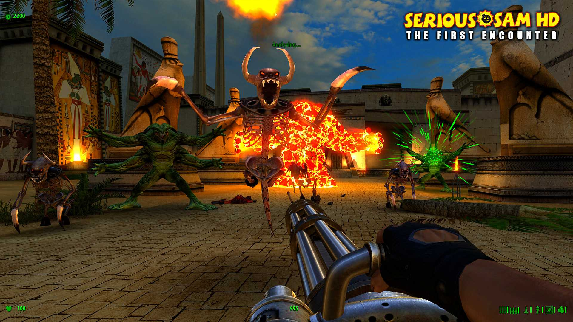 Serious Sam Fusion 2017 (beta)