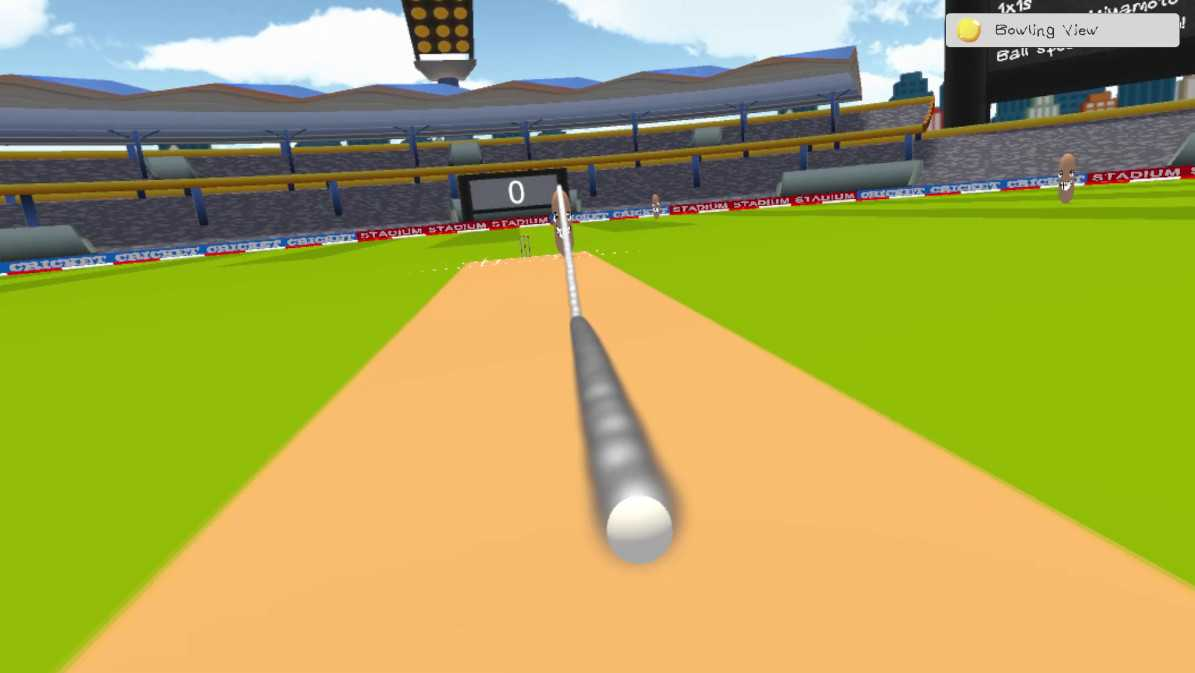 Spud Cricket VR