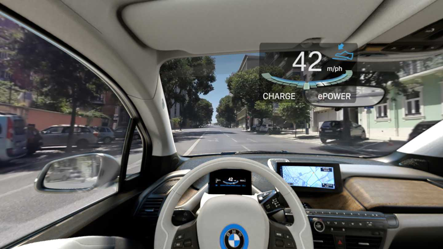 BMW i Samsung Virtual Reality Experience