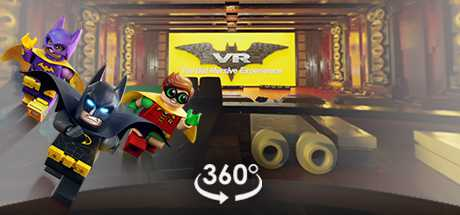 Lego Batman 'The Batmersive Experience'