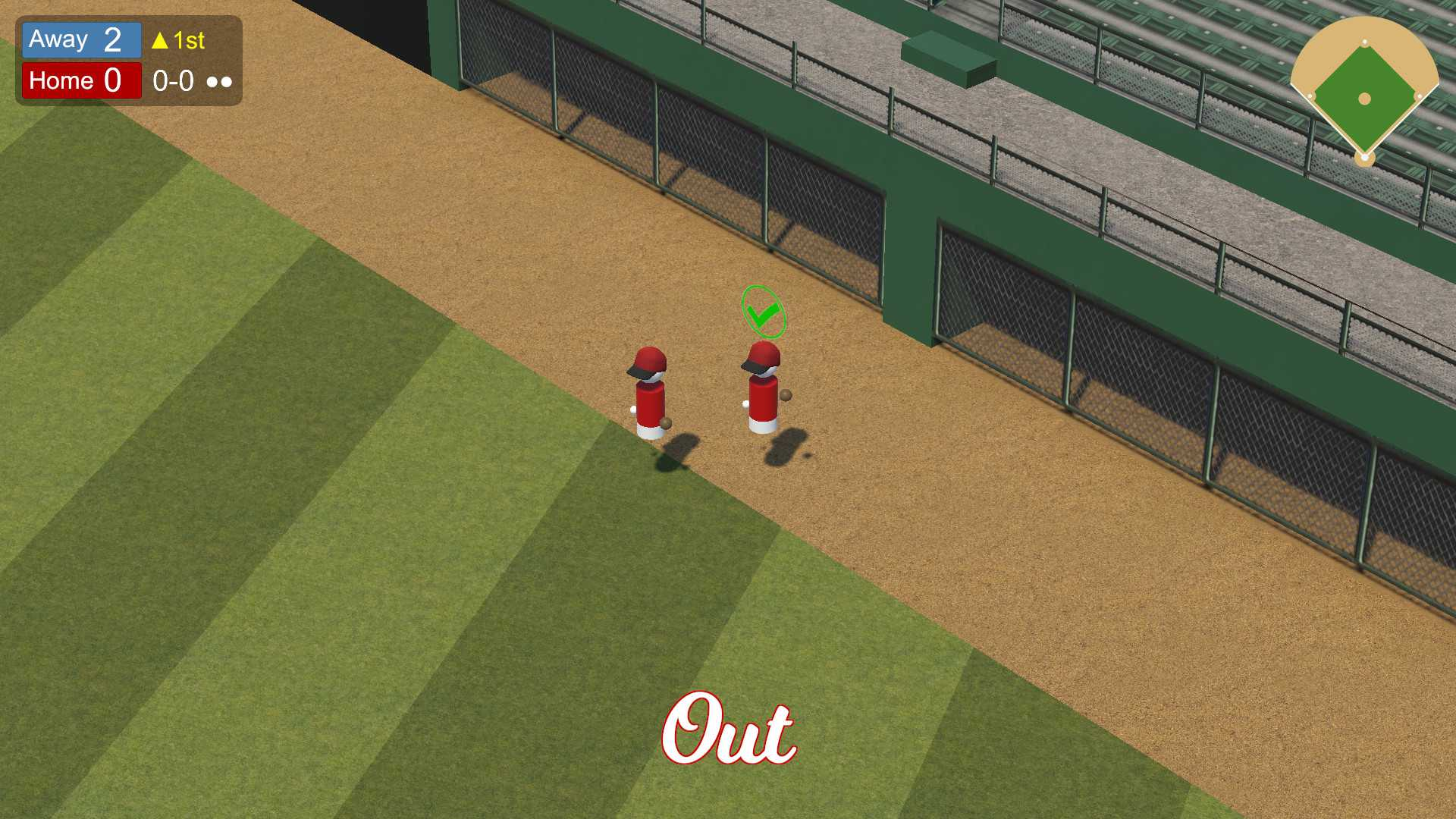 Double Play: 2-Player VR Baseball