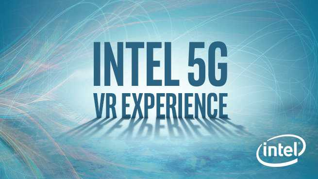Intel 5G VR Experience