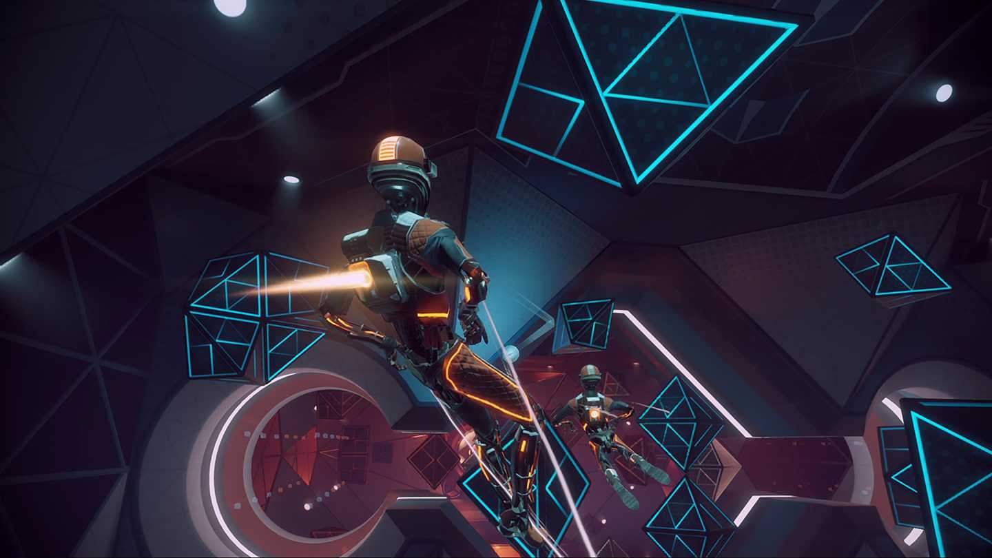 Echo Arena Open Beta