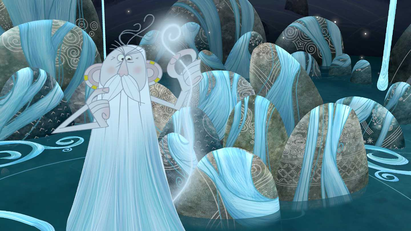 Song of the Sea VR