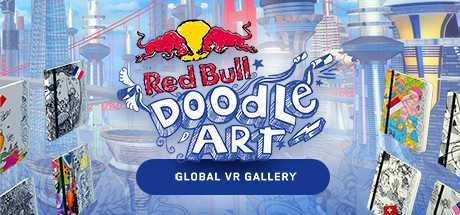 Red Bull Doodle Art - Global VR Gallery