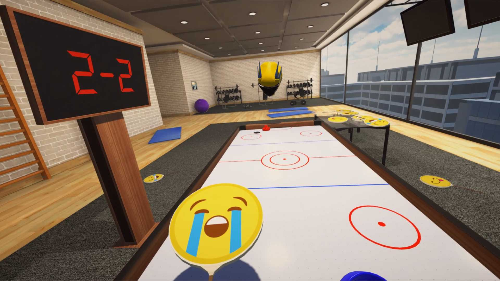 VR Table Sports