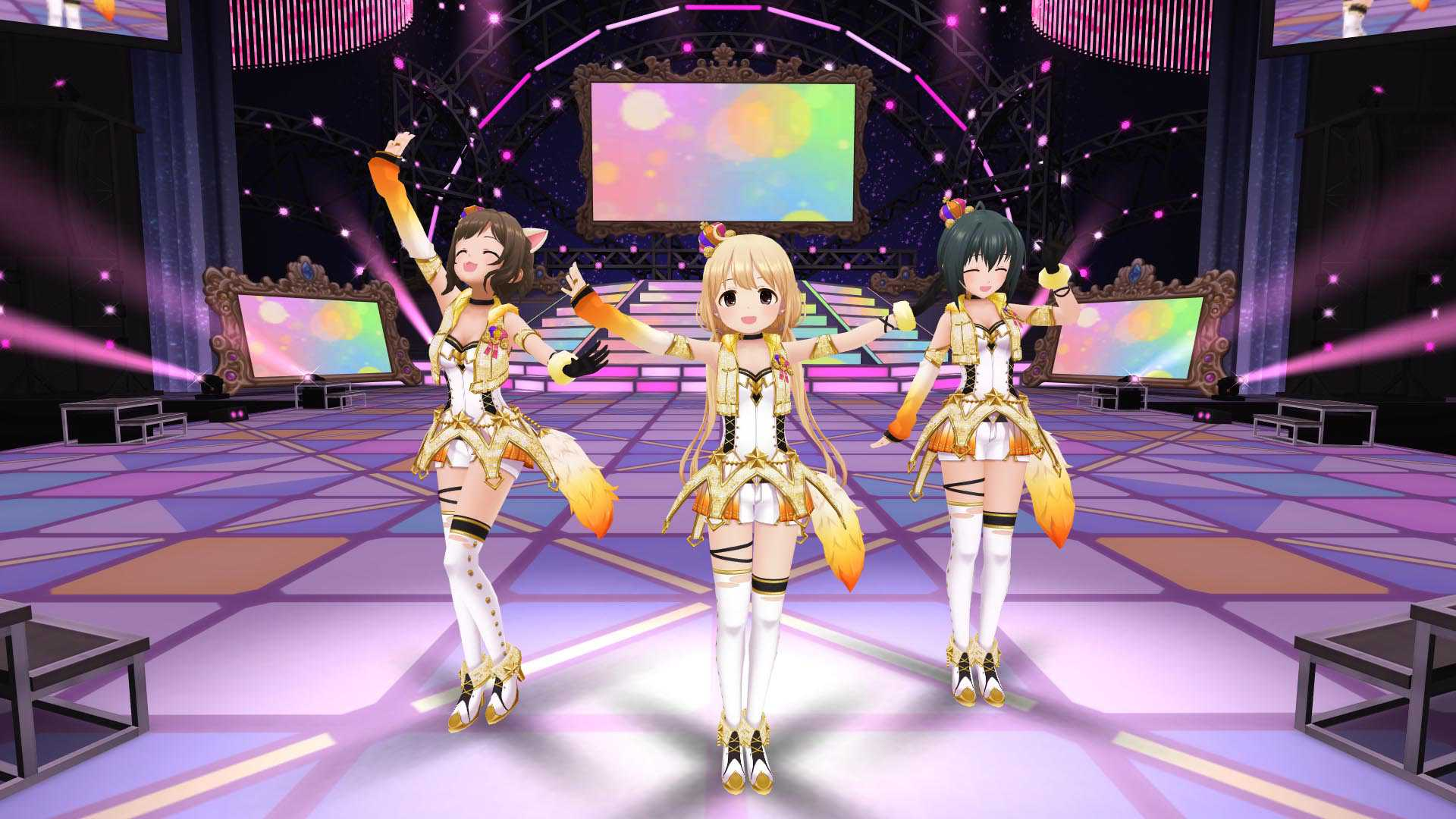 THE IDOLM@STER CINDERELLA GIRLS VIEWING REVOLUTION