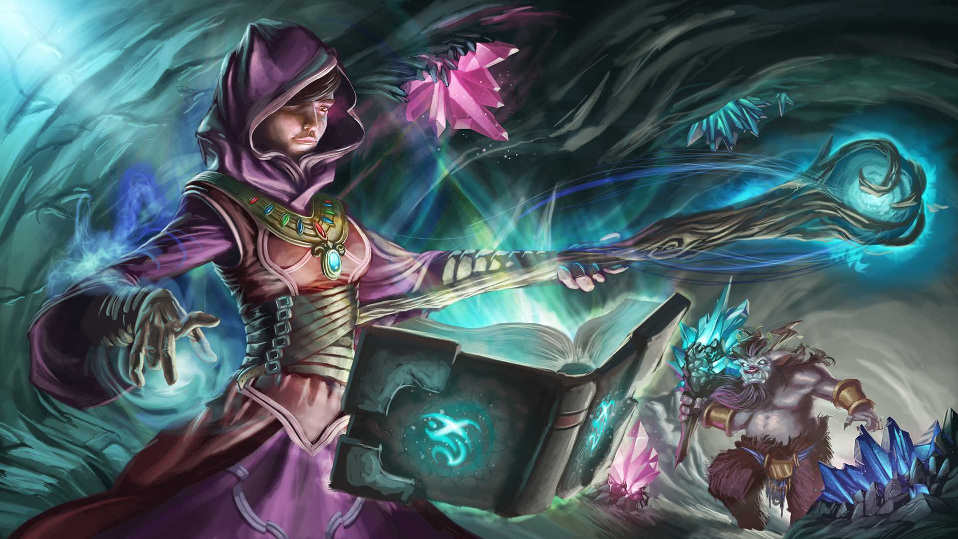 Mage Guard: The Last Grimoire