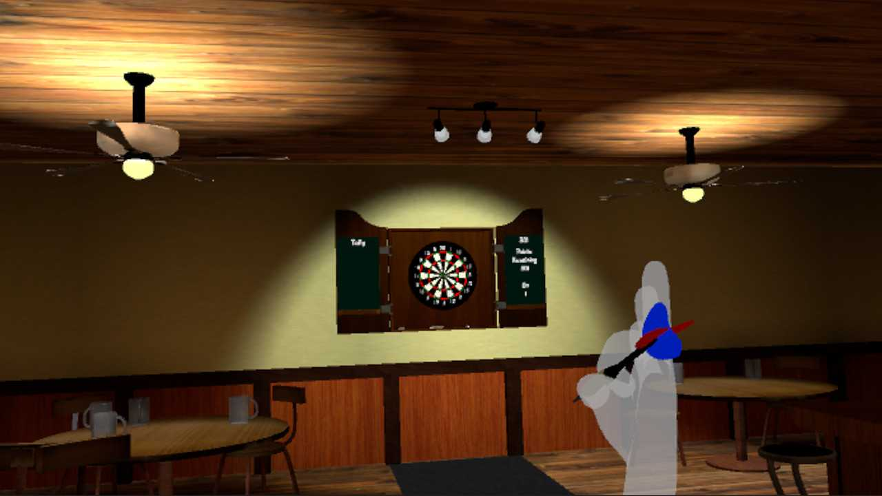 TRIPLE TWENTY - VR Darts