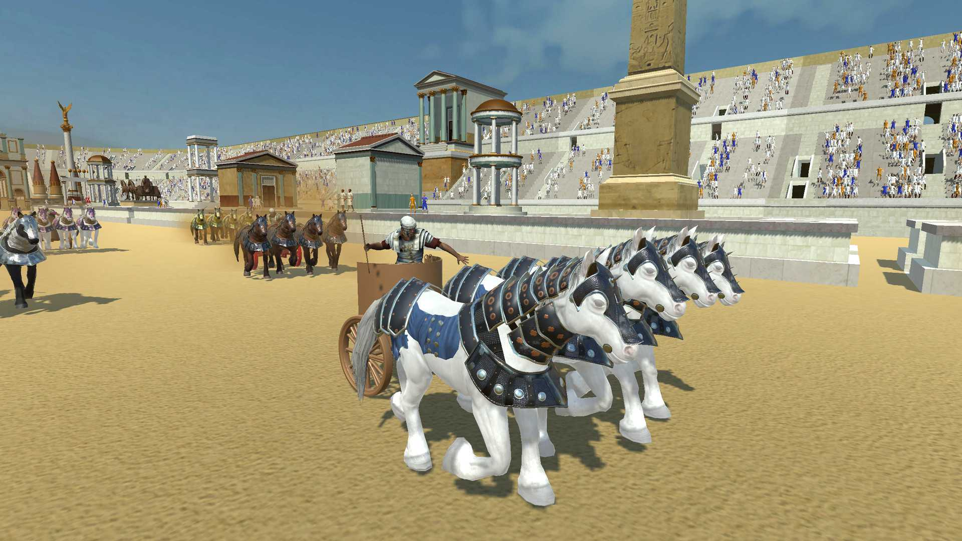 Rome Circus Maximus: Chariot Race VR
