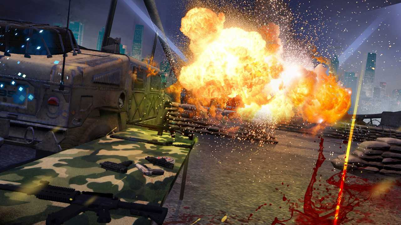 The Survival Test VR: Defend To Death