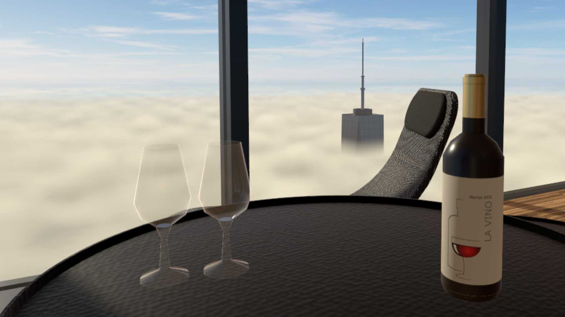 Escape!VR -Above the Clouds-