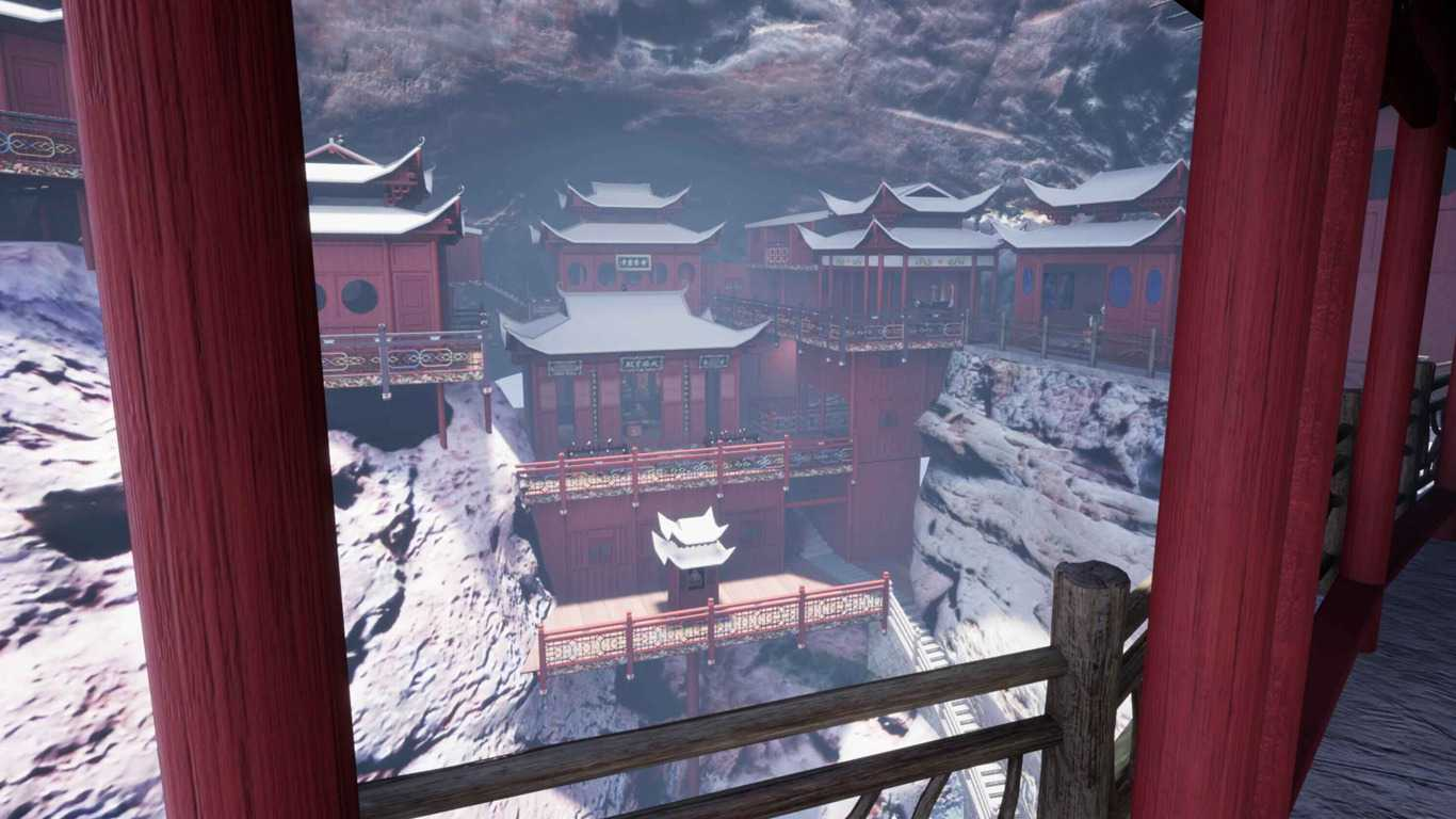 Virtual Reality Tour - China Fujian Taining Ganlu Temple